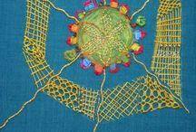 textiles & soft sculpture / by Lex Randolph