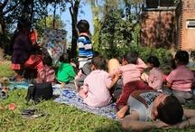 Sauraha daycare centre.
