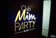 1er anniversaire du Club Mim ! #clubmimparty / Venez célébrer le premier anniversaire du Club Mim en vous faisant photographier au magasin Mim d'Euralille ! Pour l'occasion tentez votre chance pour participer au grand tirage au sort pour gagner vos places à la #clubmimparty / by Mim