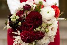 Red Romance Wedding Inspiration