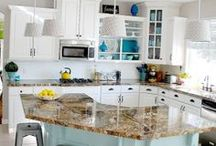 ID-Kitchens & Dining Rooms / Furniture, design and decorating ideas for the home kitchen, dining room and some pantry ideas. Also see my boards titled, ID-Closets-Storage-Shelves for more and  the board, ID-Interior Designkitchen pantry ideas. / by Marilyn Parisot Gairns
