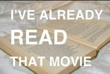 Books / Books I need to read & Books I love!