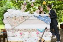 Princess & the Pea Themed Wedding / Styled by Ruby Weddings Shot by SLR Photography
