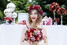 Snow White Themed Wedding / Styled by Ruby Weddings Shot by SLR Photography