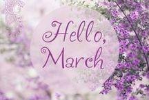 Spring & Flowers by Mim / C'est le printemps ! Découvrez les tendances de la saison de la nouvelle collection printemps 2014 / by Mim