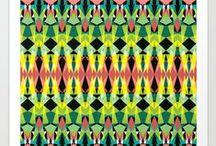 Art: Prints/Patterns / by <3 Anna <3