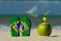 Fashion Brazil by Mim / La coupe du monde est lancée! Pour cet événement, soyons fashion et habillons-nous aux couleurs du Brésil! ;) / by Mim