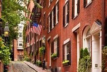 I Think I'll Go To Boston / Things to do, places to see in Boston, Mass.