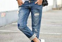Jeans denim / by Mim