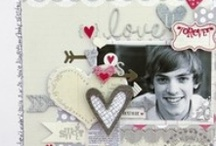 Scrapbooking inspiration / by Lynette Jacobs