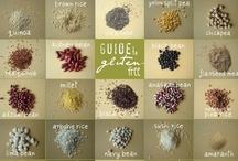 Gluten Free Goddess / 100% gluten free or easily adaptable to be gluten free.