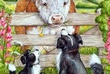 ANIMALS / by Beata Krawczyk