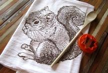 Squirrels / by Gwenny Penny