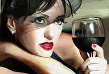 DRINKING / by Beata Krawczyk