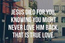i love Jesus!! / by Leslie Ingersoll