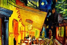 Vincent Van Gogh 1853-1890 / by Beata Krawczyk
