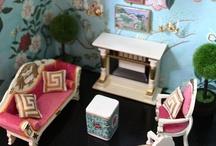 Dollhouse Ideas / by Jocelyn Zuehlke