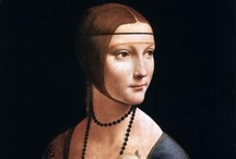 Master Leonardo Da Vinci / by Beata Krawczyk