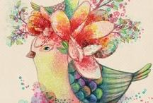 BIRDS / by Beata Krawczyk
