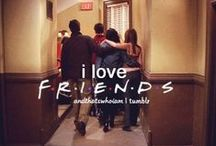 All my F.R.I.E.N.D.S. / by Jessica Stanley