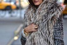 Fur & Fringe / I die