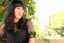 In the Media  / See what people are saying about Christina Choi Cosmetics.