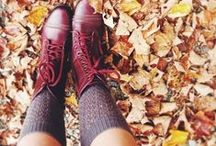 I Fall for Autumn. / autumn, fall, harvest, thanksgiving / by Quirky Bohemian Mama