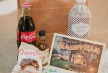 Party Favors / Cute ideas to give your guests