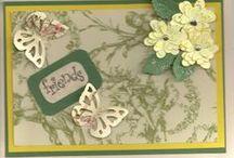 Cards I've made / by Linda Lanning