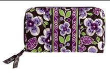 Vera Bradley / Who doesn't love Vera!?  These are pieces featured on WomanlyWoman.com