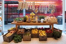 Food Merchandising & Display Inspiration