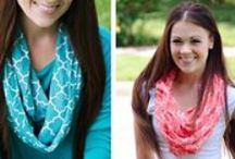 Scarves / We blog about scarves at WomanlyWoman.com