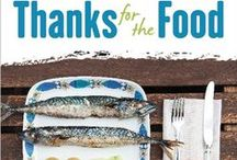 The Cookbook: Thanks for the Food / Award-winning food blogger and travel writer Whitney Love invites readers to get to know the Norway she loves through more than 70 delicious recipes. Thanks for the Food: The Culinary Adventures of An American in Norway transports readers to the kitchens of Norway with traditional and modern takes on some of your favorites.  http://norwegianrecipe.com