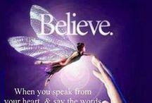 I Believe..... / by Jody Scofield