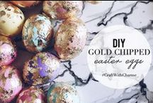 #CraftWithCharme / DIY projects by the Charme Silkiner Team