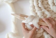 Knits & Needles / Knitting, crochet, sewing: diy's, inspiration and ideas