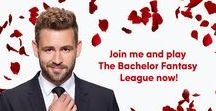 The Bachelor / The Bachelor and The Bachelorette - Collaborate with us: http://www.womanlywoman.com/pinterest-collaboration-request