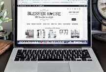 blogger tips and tricks. / Pinterest and Instagram tips for bloggers and creatives.
