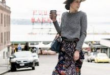 Passion for Fashion / My favourite street looks and more