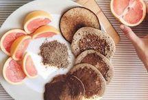 Healthy Breakfast / Receitas deliciosas para um pequeno-almoço saudável.