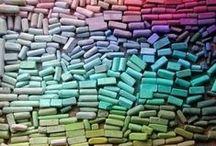 Color Love / Color combos that make me happy. / by Susan Clemens