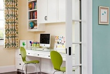 Craft Rooms & Offices / by {JennySue}