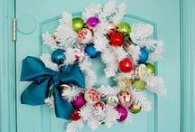 Holidays: Merry Christmas! / A collection of Christmas crafts, DIY projects and recipes.