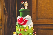 Awesome Cakes / Just... awesome cakes. / by Britt Hoyer
