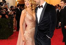 EVENT . Red Carpet / The most amazing dresses and tuxes on the red carpet.