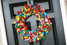 Front Door Decor / by {JennySue}