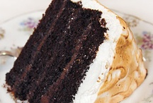 Cake! / Omg, I love cake so much! / by Barbie Winter