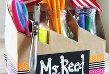 Seasonal: Back to School / Creative projects and practical ideas for the back-to-school season.