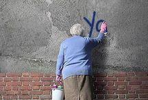 Street Art / by Sasha Hansen
