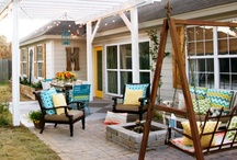 Outdoor living / by {JennySue}